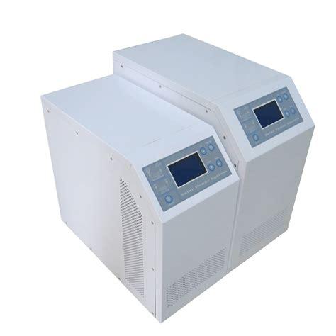 High Voltage Hybrid DC Conversion AC Inverter Technology
