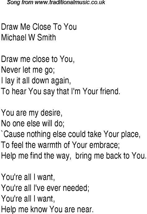 Hillsong United Draw Me Close To You lyrics LyricsMode