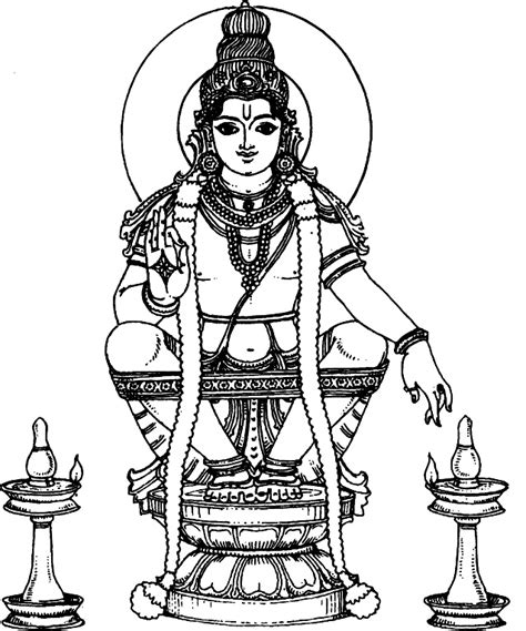 Hindu God Coloring Pages mcphee store