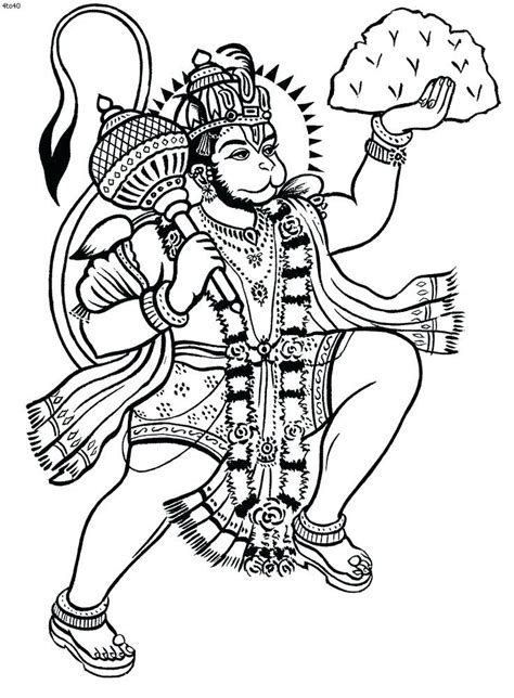 Hindu Kids Coloring Pages free wallpapers of hindu gods