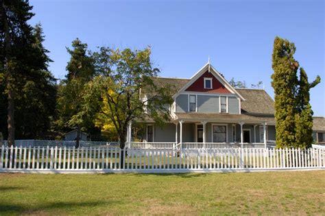 Historic Stewart Farm City of Surrey
