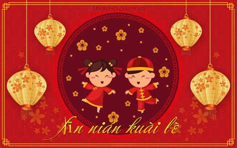History of Chinese New Year theholidayspot