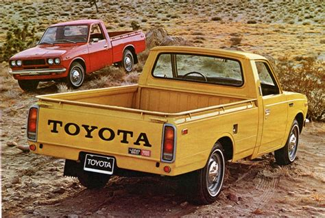History of the Toyota Hilux Toyota