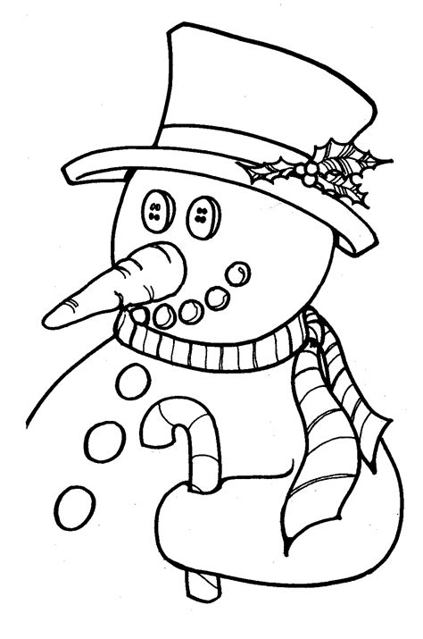 Holiday Coloring Pages and Other Printables