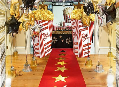 Hollywood Party Ideas Party City