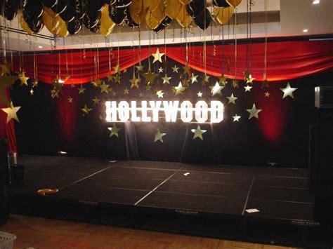 Hollywood Theme Party Supplies Ideas Stumps