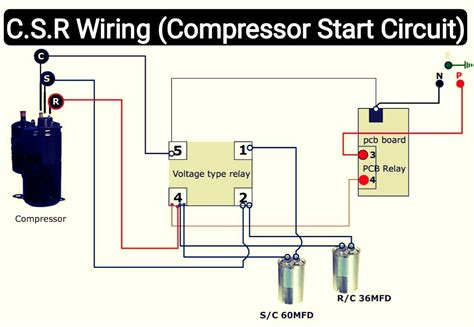 home air conditioner wiring diagram images gallery in home air conditioner compressor wiring diagram air