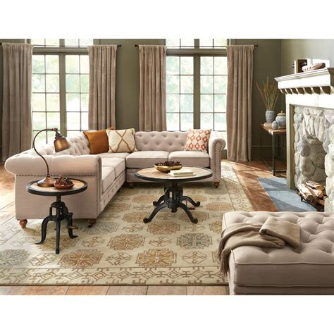 Home Decorators Collection Industrial Natural Reclaimed