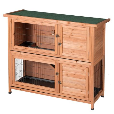 Home Indoor Pet Cages Outdoor Bunny Hutches and