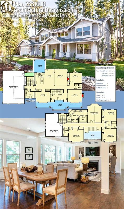Home Plans Over 28 000 Architectural House Plans and