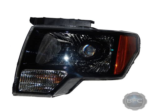 Home Raptor Retrofit Ford F150 HID headlights