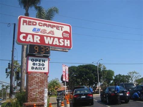 Home Red Carpet Car Washes of Manhattan Beach and Palm