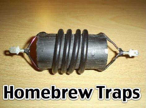 Homebrewing Traps IW5EDI Simone Ham Radio