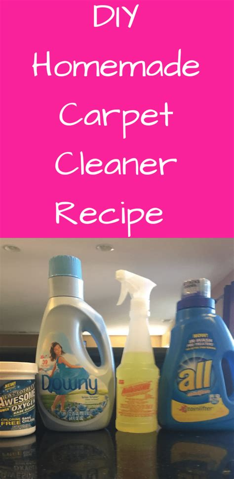 Homemade Carpet Cleaner Recipes The Balance