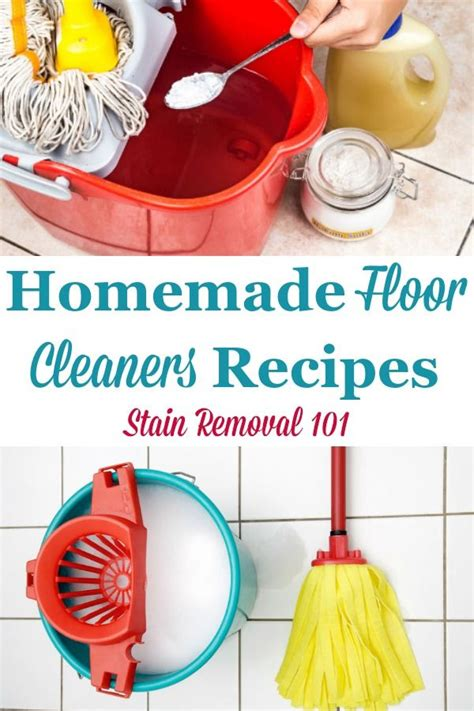 Homemade Cleaner Recipe Roundup 42 DIY Recipes To Keep