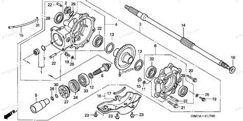 Honda Atv Schematics