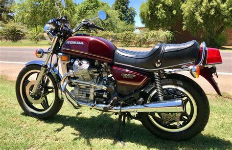 Honda CX500 Motorcycles Motor Era