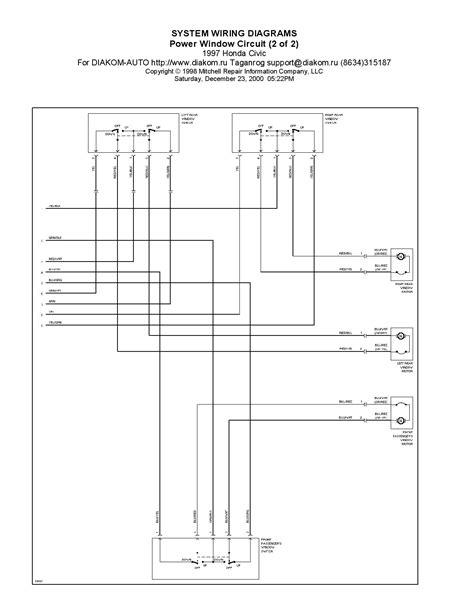 power window wiring diagram honda civic images power window set honda civic window wiring diagram