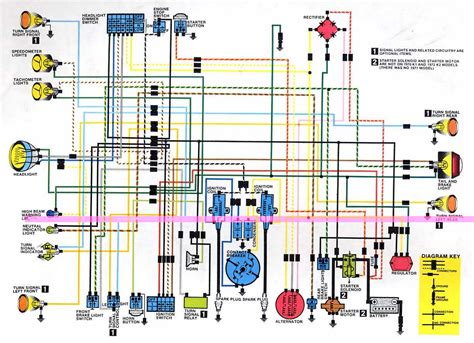 motorcycle headlight relay wiring diagram images headlight wiring honda motorcycle headlight wiring diagram honda wiring