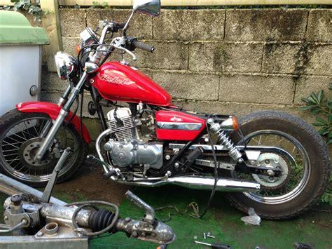 Honda Rebel CA 125 Cafe Racer style moto Pinterest