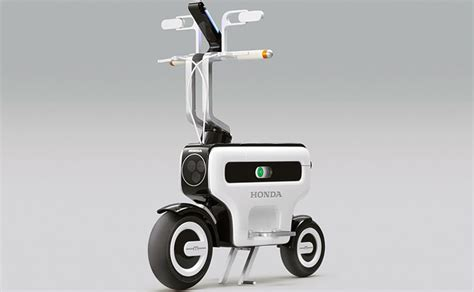 Honda Recreates Its Motor Compo Folding Electric