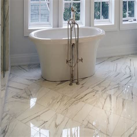 Honed Polished Marble Tile FLOOR TILES bathroom tiles
