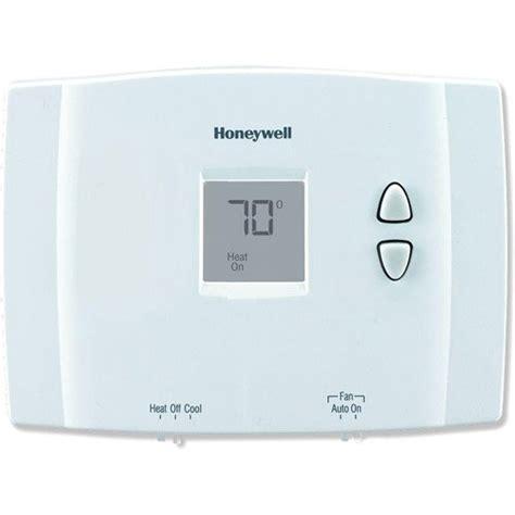Honeywell RTH111B1016 U Digital Non Programmable
