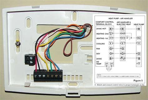 honeywell thermostat chronotherm iii wiring diagram images honeywell thermostat wiring diagram