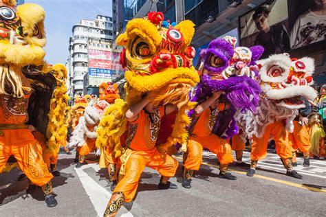 Hong Kong Chinese New Year Parade 2017