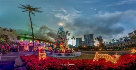 Honolulu Christmas Lights