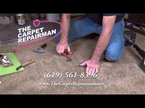 Hookah Tips How To Repair Carpet Burns YouTube