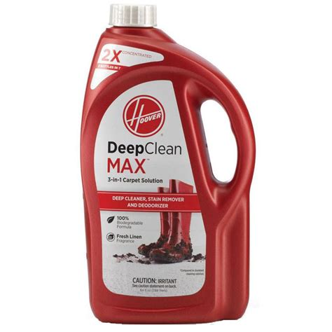 Hoover 64 oz 2X Deep Clean PET MAX 3 in 1 Carpet Solution