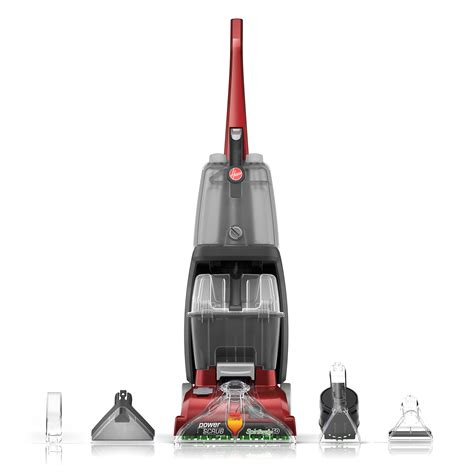 Hoover Power Scrub Deluxe Carpet Washer FH50150 Clean