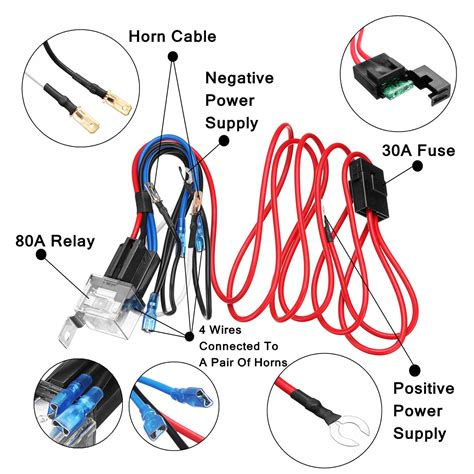 Horn On Wiring