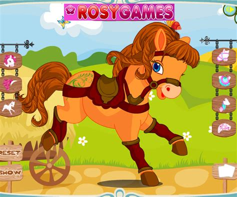 Horse Dress Up Games Free Online Horse Games