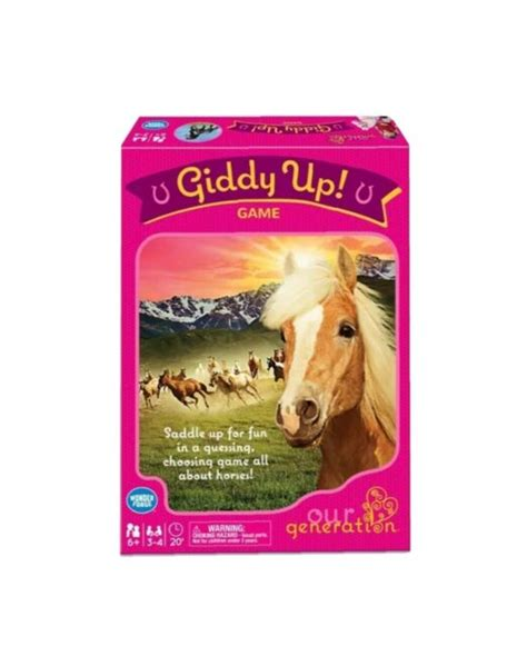 Horse Games Giddy Up Agame
