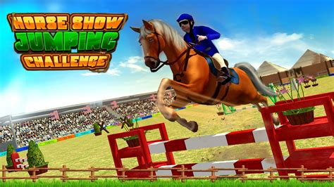 Horse Games Jumping Games Free Online Horse Games