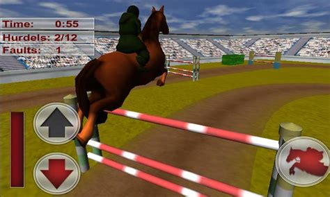 Horse Jumping 3D Free Online Horse Game at horse games