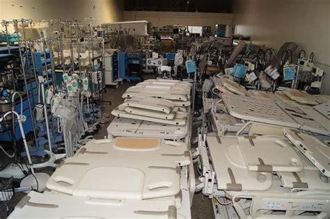 Hospital Medical Equipment Liquidation Services Surplus