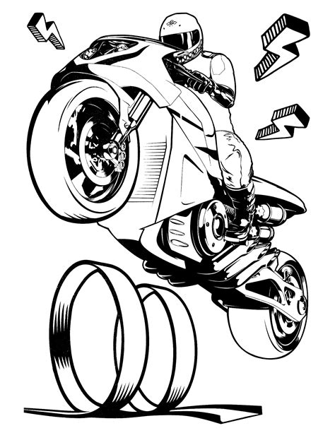 Hot Wheels coloring pages on Coloring Book info
