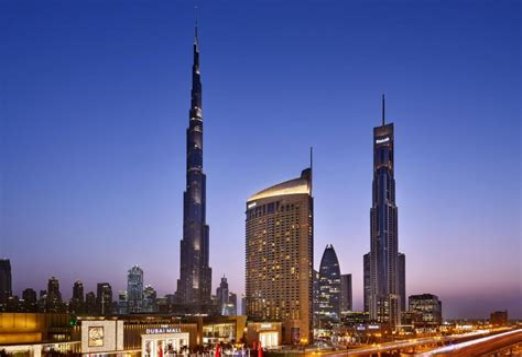 Hotel Address Dubai Mall UAE Booking