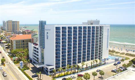 Hotel Blue Myrtle Beach Hotels MyrtleBeach