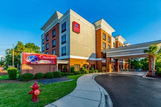 Hotel near Lake Murray Comfort Suites in Lexington SC
