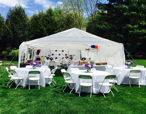 Hotz Catering and Rental Party Rentals Tents Tables