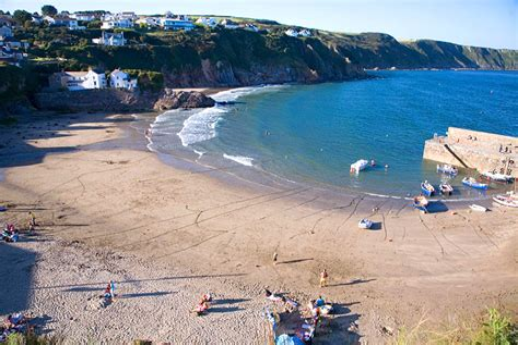 House By The Beach Gorran Haven Portmellon Caerhayes