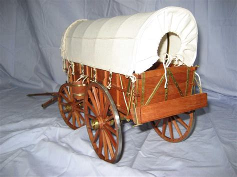How To Build A Wooden Covered Wagon WoodWorking Projects
