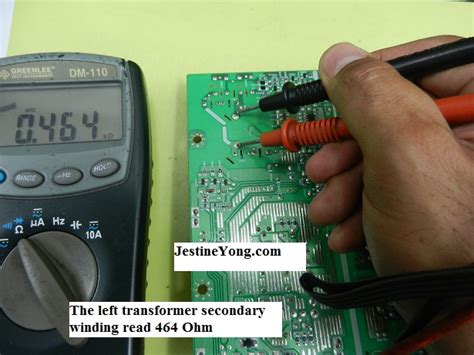 How To Completely Test LCD Inverter Transformer