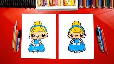 How To Draw A Princess Art For Kids Hub