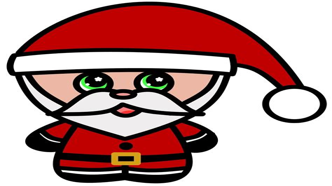 How To Draw Cartoon Santa Claus Tell Me How Videos