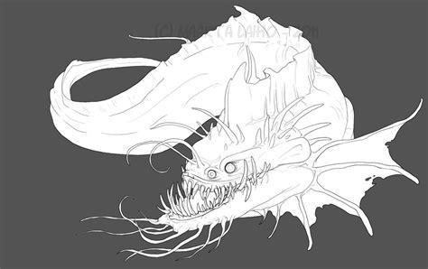How To Draw Sea Monsters jituan store